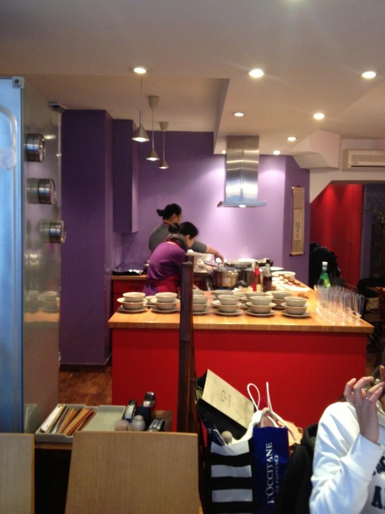 Cours de cuisine l 39 asie a votre table for Apprendre la cuisine asiatique